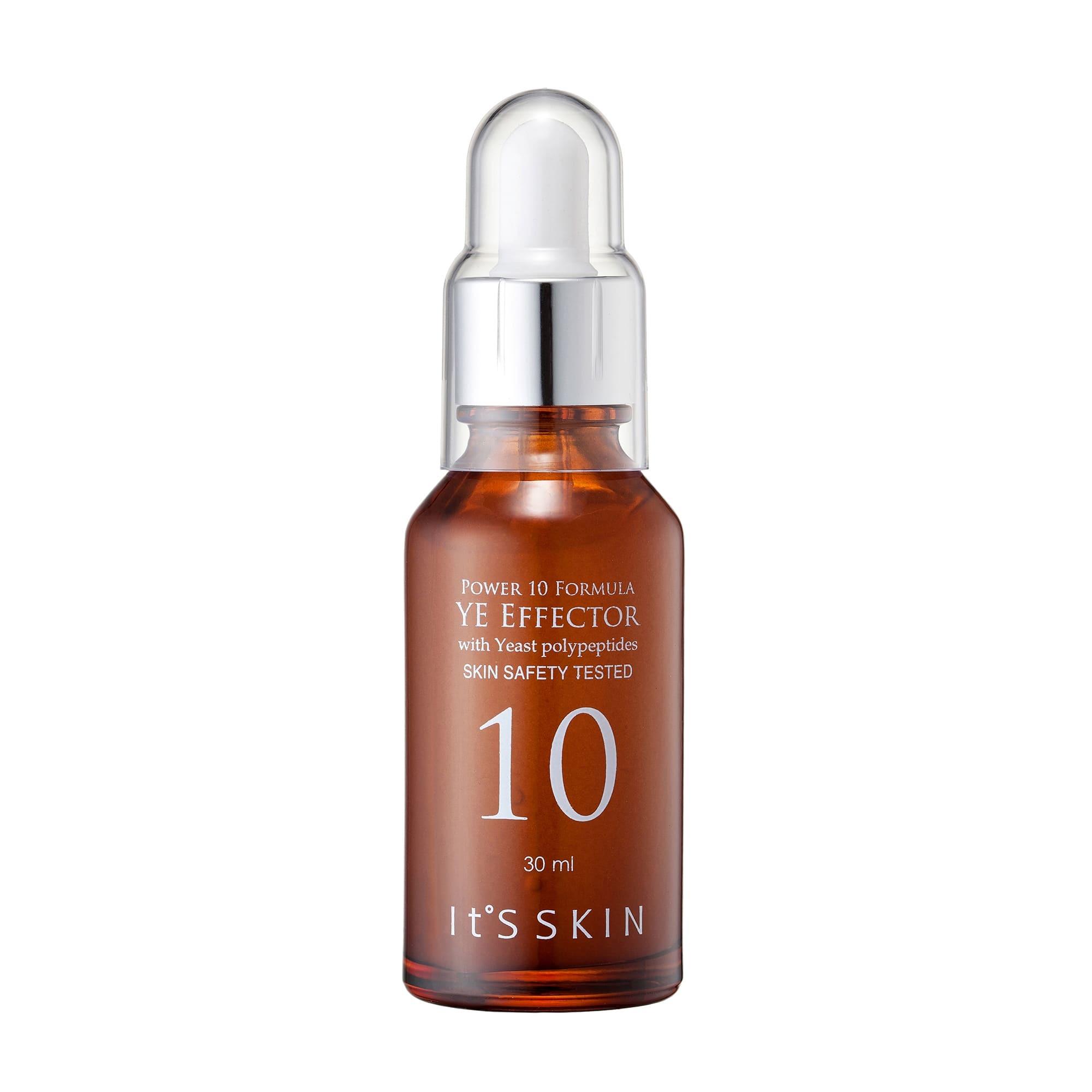 Витаминная сыворотка для лица с экстрактом дрожжей и антарктицином - It's Skin Power 10 Formula Ye Effector