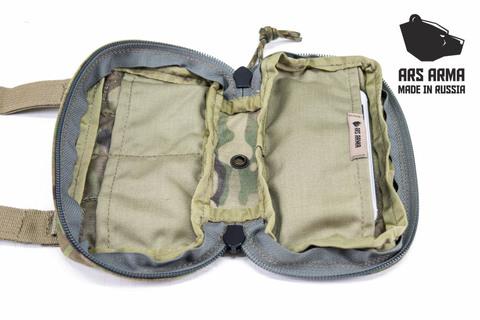 Нагрудный утилитарный подсумок AA-Tactical Tailor