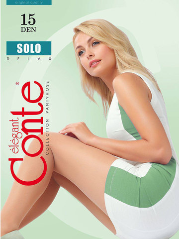 Колготки Solo 15 Conte