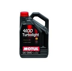 MOTUL 4100 Turbolight 10W40 4л