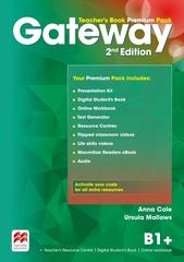 Gateway Second Edition B1+ Teacher's Book Premium Pack
