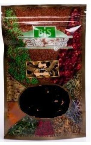 Кунжут чёрный семена BS