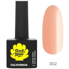 Гель-лак RockNail California 302 Pina Colada, 1...