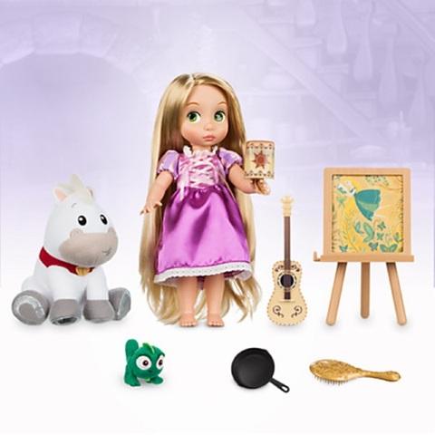 Дисней Рапунцель Аниматор набор с поющей куклой 41 см