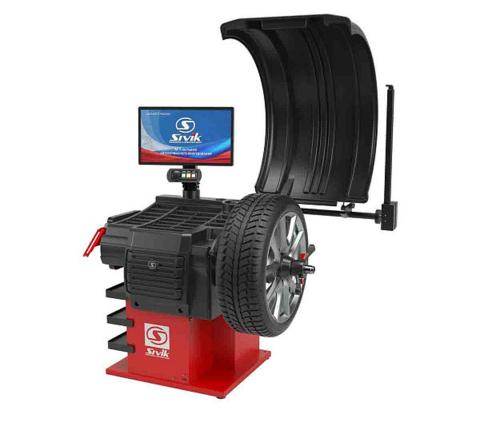 Балансировочный станок GELIOS  СБМП-60/3D Plus