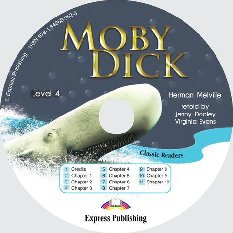 Moby Dick. Intermediate (8-9 класс). Audio CD