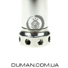 Кальян AMY Deluxe 066.01 Alu Deluxe PSMBK-BU Blue Mate