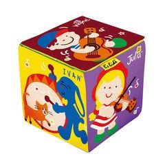 K's Kids Музыкальный кубик (KA664)