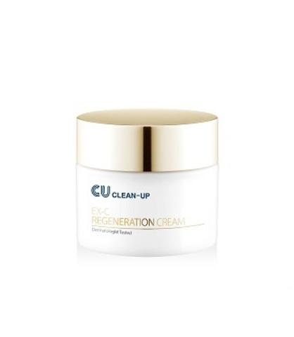 Регенерирующий Крем Для Чувствительной Кожи CLEAN-UP EX-C Regeneration Cream