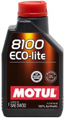 MOTUL 8100 Eco-lite 5W30 1л