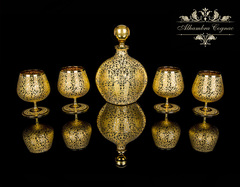 Набор для коньяка Alhambra на 4 персоны