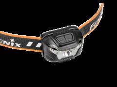 Фонарь налобный FENIX HL18R 400lm (черный)