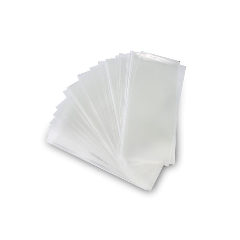 Пакеты для банкнот (бумажных бон). 70х150мм. 100 шт