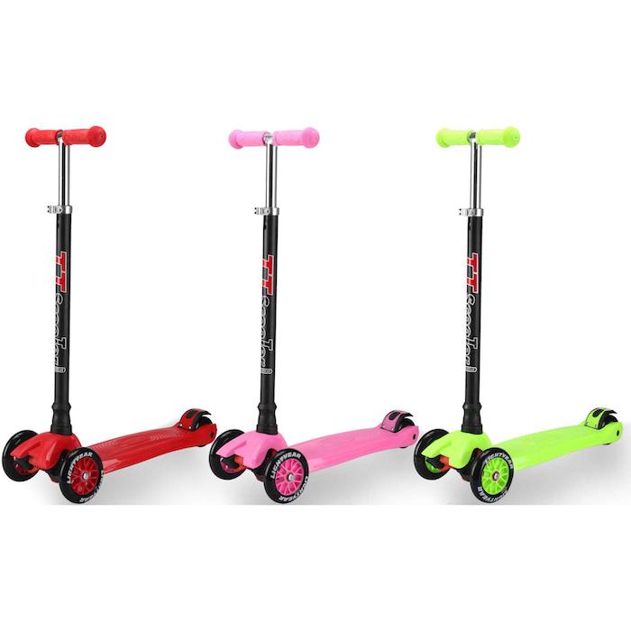 Товары для детей Детский самокат 3-х колесный ТТ Scooter Mini LED ТТ_Scooter_Mini_LED.jpg