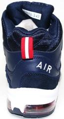 Кроссовки с мехом Nike Air Max 98 Gundam B
