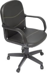 Кресло компьютерное Багги (Baggi) — черный (36-6)