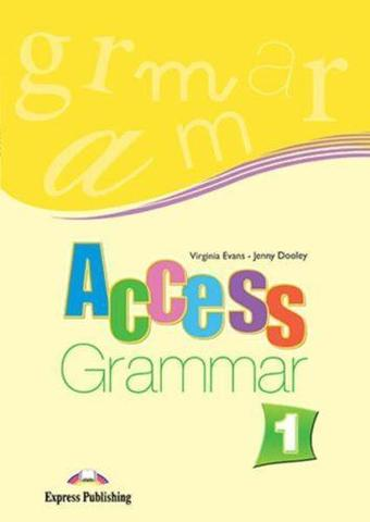 Access 1. Grammar Book. Beginner. Грамматический справочник.