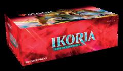 Дисплей бустеров выпуска «Ikoria» (английский)