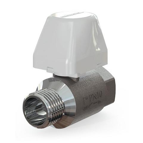Кран шаровой с электроприводом Аквасторож-25 Эксперт (1