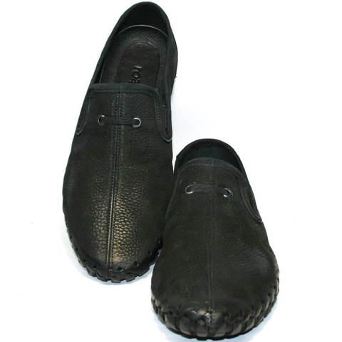 Летние туфли мокасины мужские смарт кэжуал Roadman