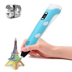 3D ручка 3DPEN-2 c LCD дисплеем