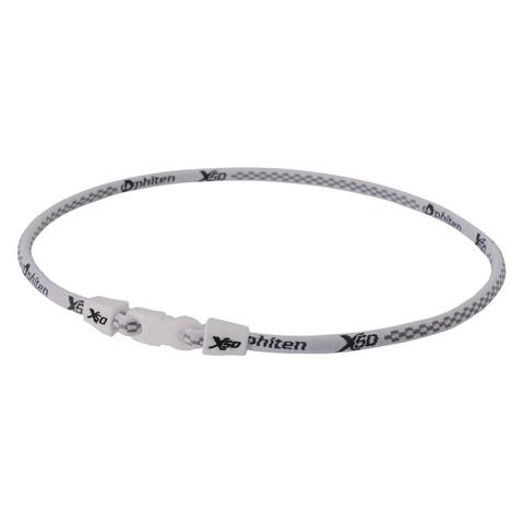 Ожерелье PHITEN RAKUWA NECKLACE X50 (белый)