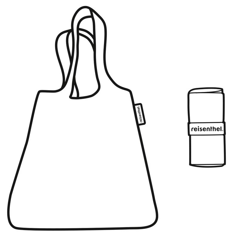 Сумка шоппер складная для покупок mini maxi shopper 15 л dots Reisenthel AT7009 | Купить в Москве, СПб и с доставкой по всей России | Интернет магазин www.Kitchen-Devices.ru