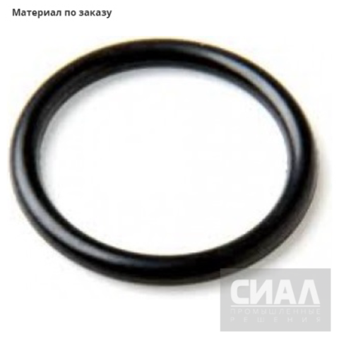Кольцо уплотнительное круглого сечения 003-005-14