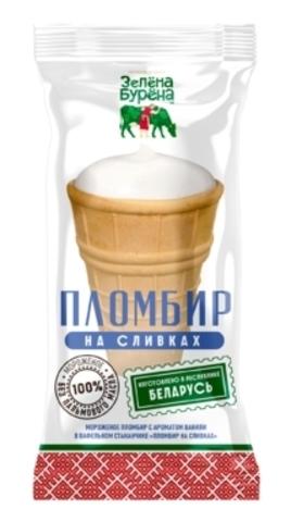 Мороженое вафельный стаканчик
