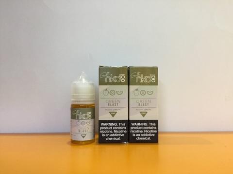 GREEN BLAST 30мл by NAKED 100 salt