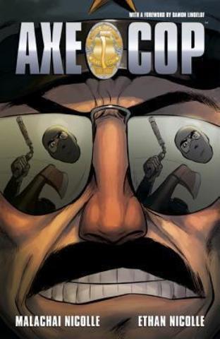 Axe Cop Volume 3