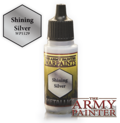 War Paints: Shining Silver