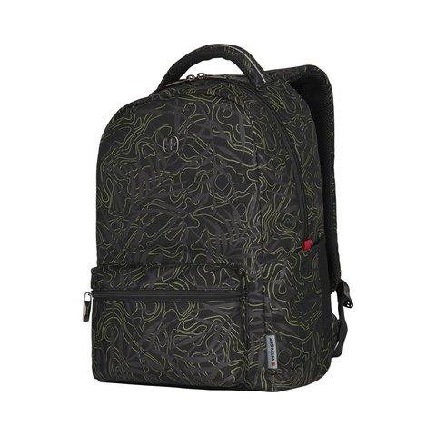 Рюкзак Wenger (606466) Colleague 16'', черный, 36x25x45 см, 22 л