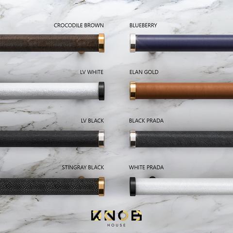 Ручка скоба N85 Premium Leather