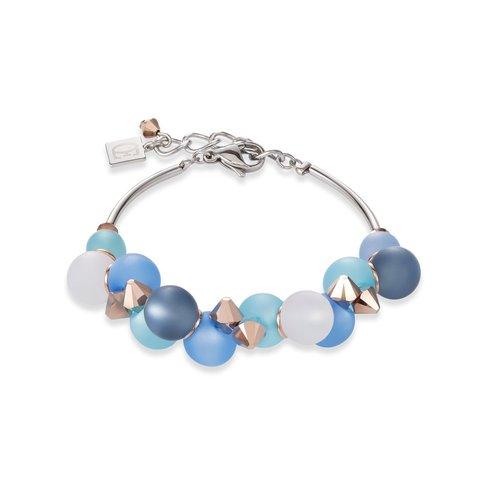 Браслет Turquoise-Blue 4994/30-0607