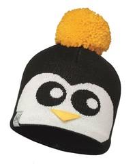 Шапка вязаная Buff Penguin Black