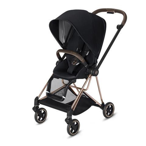 Прогулочная коляска  Cybex Mios Premium Black rosegold
