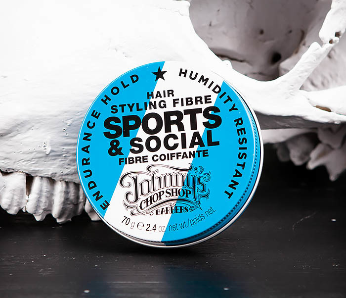 Johnny's Chop Shop, Файбер для укладки волос Johnny's Chop Shop Sports & Social JCS (70 гр.)