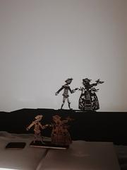 ЗОЛУШКА набор фигурок для театра теней