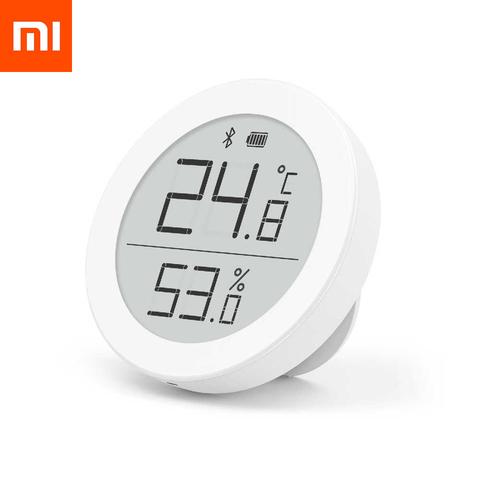 Датчик температуры и влажности Xiaomi ClearGrass Bluetooth Hygrothermograph
