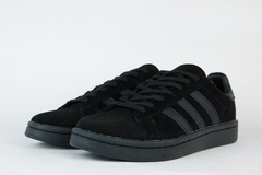 кроссовки Adidas Campus Triple Black