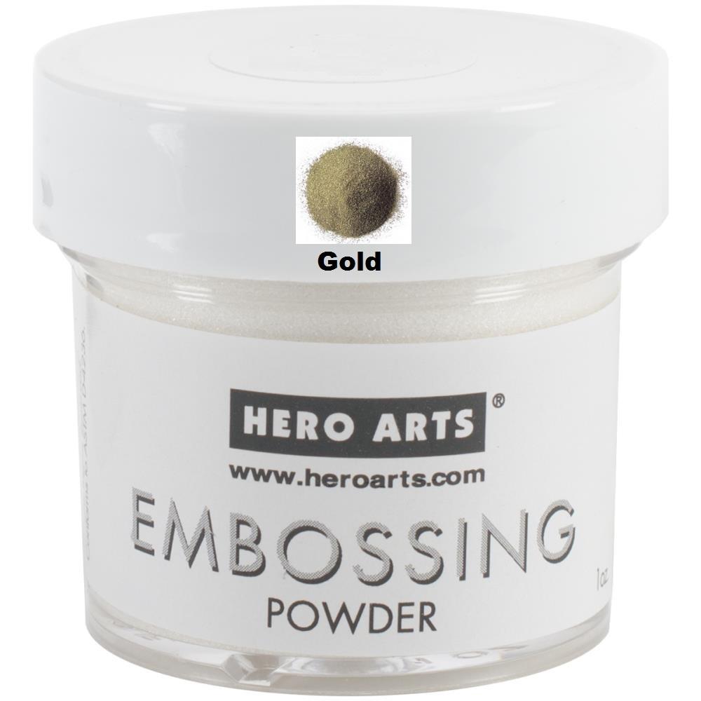 Пудра для эмбоссинга -GOLD    -EMBOSSING POWDER