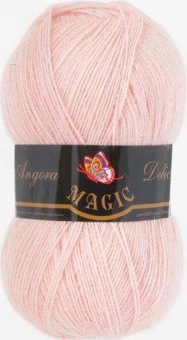 Пряжа Angora Delicate Magic 1122 Чайная роза - купить в интернет-магазине недорого klubokshop.ru