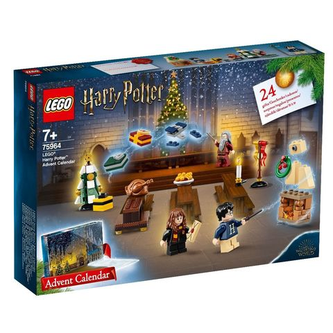LEGO Harry Potter: Новогодний календарь 2019 Harry Potter 75964 — Advent Calendar 2019, Harry Potter — Лего Гарри Поттер