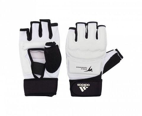 Перчатки для тхэквондо WT Fighter Gloves белые