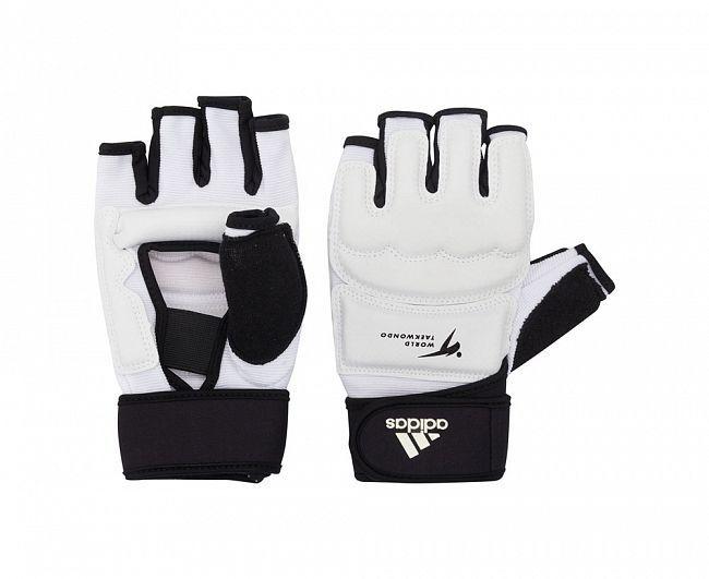 Перчатки Перчатки для тхэквондо WT Fighter Gloves белые perchatki_dlya_tkhekvondo_wt_fighter_gloves_belye_pic1.jpg