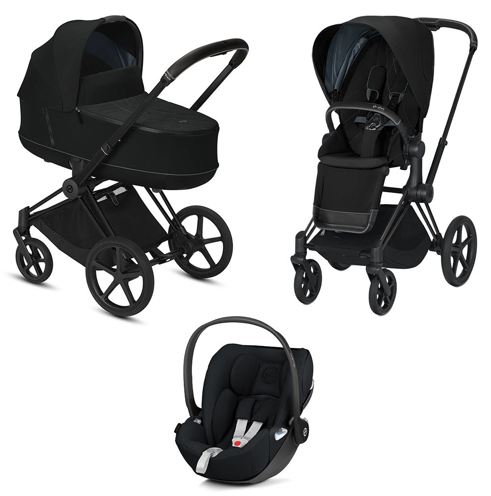 Cybex Priam 3 в 1 Детская коляска Cybex Priam III 3 в 1 Deep Black Matt Black cybex-priam-iii-3-in-1-2020-deep-black-matt-black.jpg