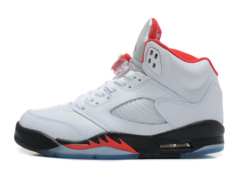 Air Jordan 5 Retro 'White Fire'