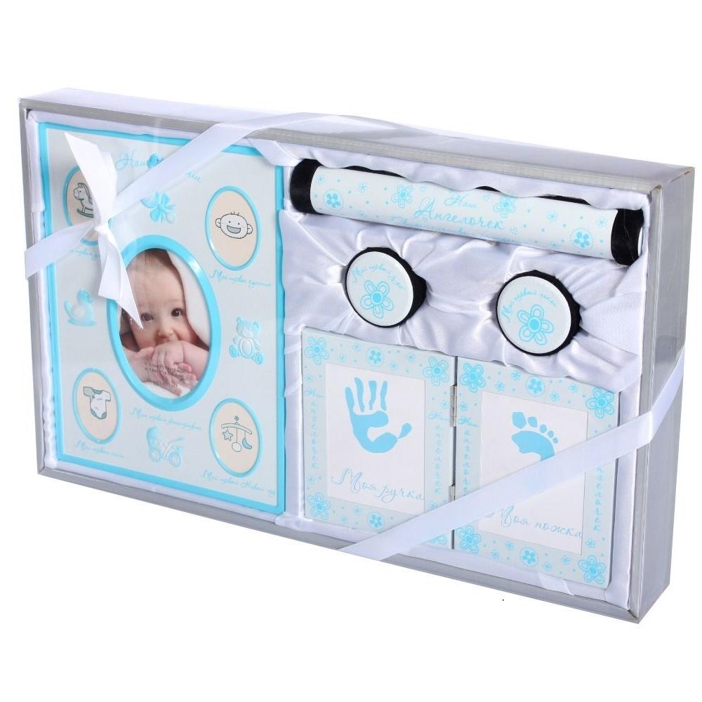 Новинки Подарочный набор для новорождённого «Мой малыш» Набор_подарочный.jpg