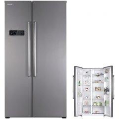 Холодильник-морозильник Side-by-Side отдельностоящий Graude SBS 180.0 E фото